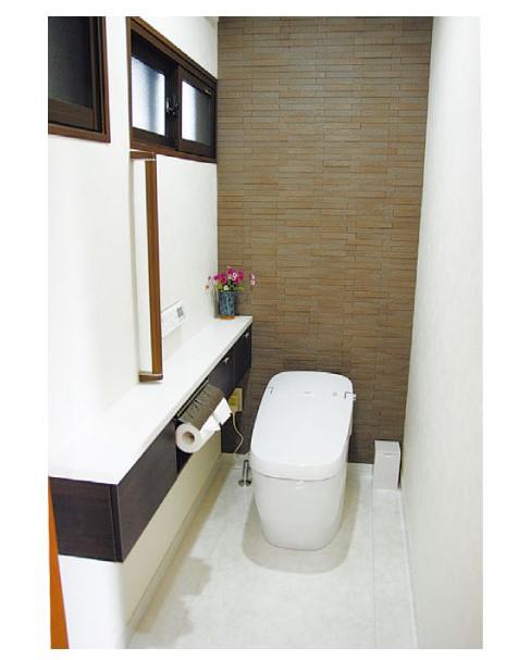 トイレをバリアフリーに改修 この先も夫婦で健康に快適に